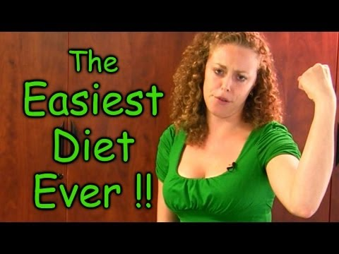 Easiest Diet & Weight Loss EVER. Lose Weight Healthy Dieting Tips Psychetruth Nutrition Info - YouTube