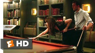 Fifty Shades Darker (2017) - A Friendly Wager Scene (5/10) | Movieclips