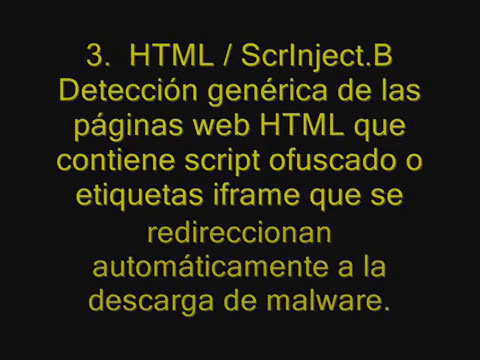 Top 10 Malwares 2011