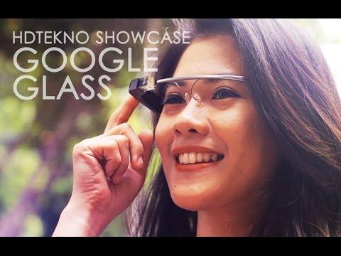 [SHOWCASE] Google Glass di Indonesia