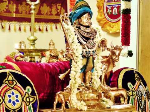 Carnatic Krithi (Raga Yamuna Kalyani) on Sri Krishna - Nanda...