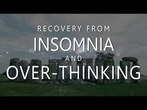 Mindfulness Meditation for Deep Sleep: Recovery from Insomnia & Over-Thinking (Guided Meditation)