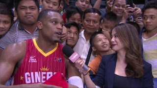 Barangay Ginebra vs Meralco Bolts Game 1 | PBA Commissioner's Cup 2018 Quarterfinals