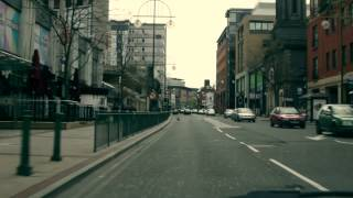 Let's Go for a Drive - Birmingham City Centre - Canon 60D
