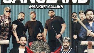 Gangland || Mankirt Aulakh Ft Deep Kahlon ||  Dj Hans || Remix || Latest song