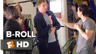 Daddy's Home B-ROLL (2015) - Mark Wahlberg, Will Ferrell Comedy HD