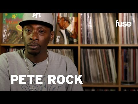 Pete Rock's Vinyl Collection - Crate Diggers