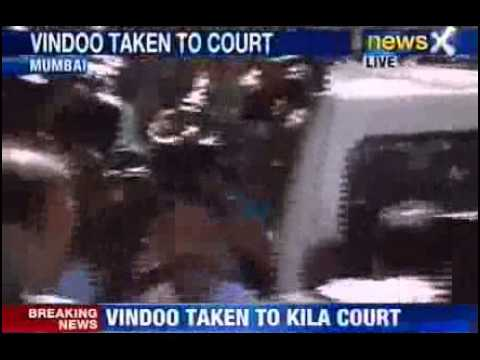 Vindoo's judicial custody ends today, taken to Killa court