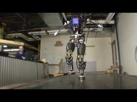 Petman to Atlas Robots Replicate Humans + Wild Animal Robot