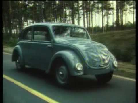 Volkswagen History part 1 (by UPTV)
