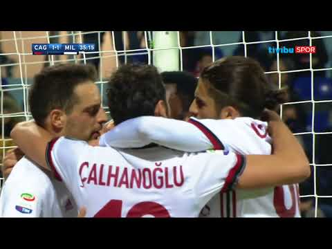 Serie A 21. Hafta I Cagliari 1-2 Milan Maç Özeti