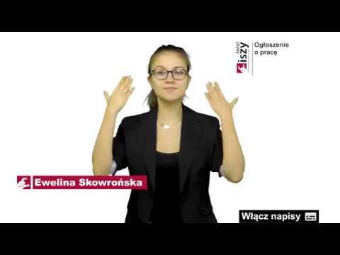 Zostań Prezenterem Świata Ciszy (PJM) - Ogłoszenie O Pracę