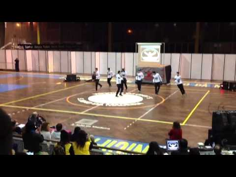 BlaCk DiaMonD�s - Campeonato International 2013 | S�o Jo�o da Madeira