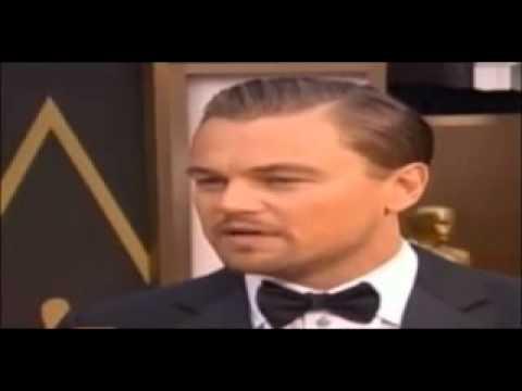 Leonardo Dicaprio In Oscar 2014