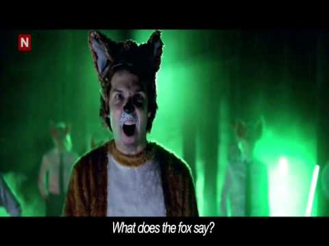 Ylvis - The Fox [feat. Crazy Frog & Jeb] video