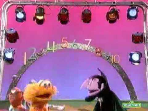 Sesame Street - Little Miss Count Along
