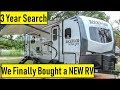 Finally! New 2019 RV Details revealed