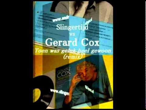 Slingertijd vs Gerard Cox - Toen was geluk heel gewoon(remix)