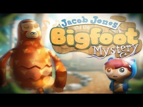 Jacob Jones and the Bigfoot Mystery : Episode 1 - Universal - HD Gameplay Trailer