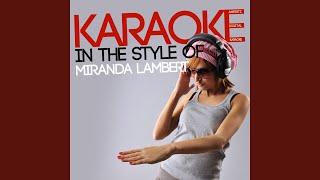 White Liar Karaoke Version