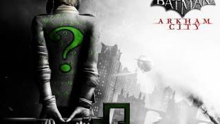Riddler - Batman_ Arkham Ciy