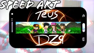 ★SPEED ART BANNER @androideira_br ★ #36