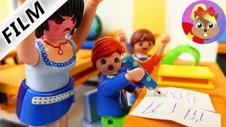Phim ngắn Playmobil: Bài về nhà nên làm ở nhà! Đừng gây rắc rối ở trường!