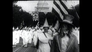 """CBS Reports """"Ku Klux Klan: The Invisible Empire"""" (1965) Preview"""