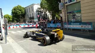 F1 roadshow salon de Provence