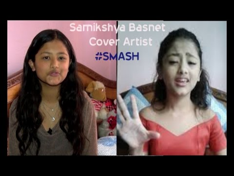 Samikshya Basnet (Cover Artist) - Knowing Her Better in #SMASH