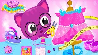 Fun Baby Learn Colors Games - Cute & Tiny Baby Fashion - Design & Dress Up - Fun Baby Pet Care Game