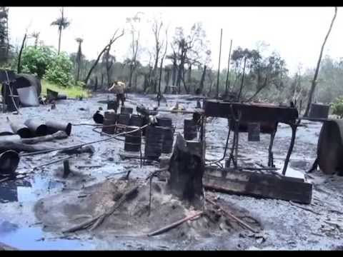 DOCUMENTARY: BATTLING OIL THEFT IN THE NIGER DELTA