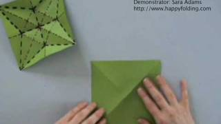 Origami Basics: Bird Base