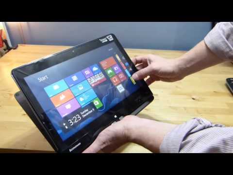 Lenovo Thinkpad Twist Ultrabook Convertible Detailed Overview by Chippy