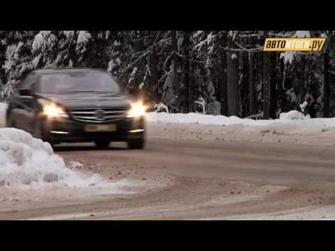 Тест-драйв  Mercedes CL 500