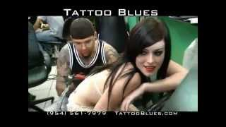 Women in Bikinis at Tattoo Blues