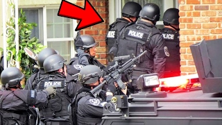 Top 5 Twitch Streamers WHO GOT ARRESTED LIVE ON TWITCH! (Streamers Arrested On Camera)