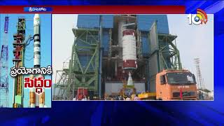 ISRO : Countdown Begins for Launch of Communication Satellite GSAT-7A  GSLV - F11