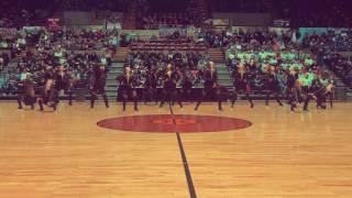 Sheboygan North Varsity Dance Team 2017 Hip Hop D1 State Champs!