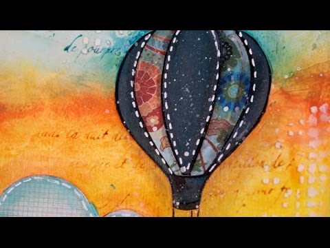 Art Journal: The sky is the limit