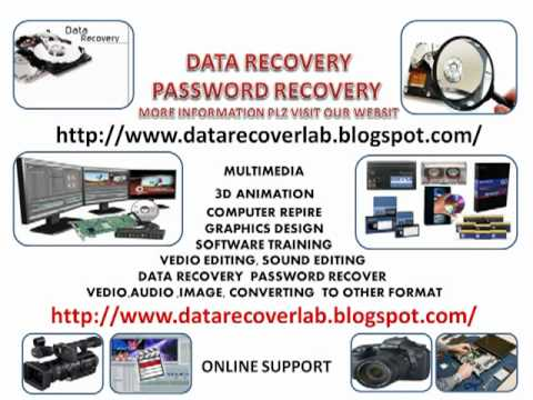 data recovery service world