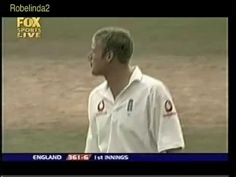 The 'viagra' run out, Andrew Flintoff's embarassment