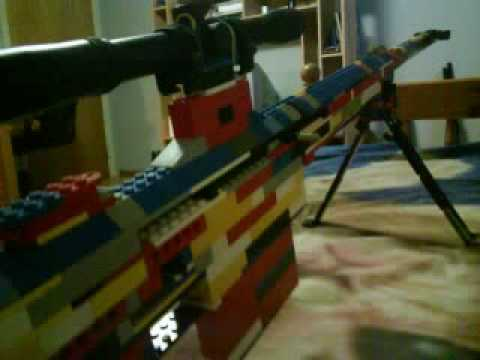 My Barrett 50cal of lego