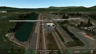 Cessna 172SP [Mobile Flight Simulator]