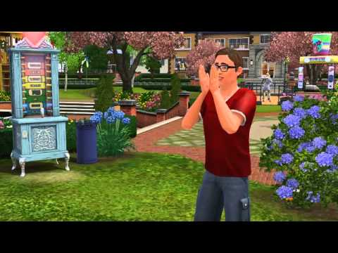 The Sims 3 - Game Trailer - Seasons DLC