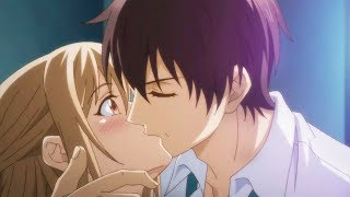 Top 10 Anime Where Bad Boy Falls In Love With Girl [HD]