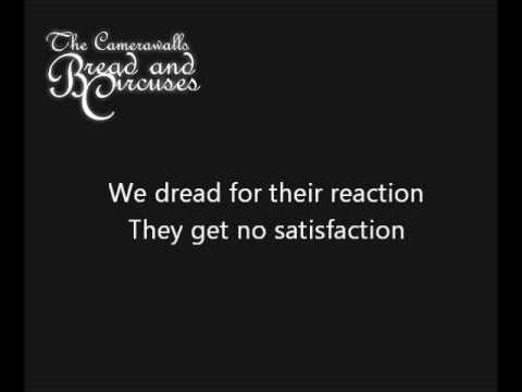 Bread and Circuses with lyrics - The Camerawalls Music Videos
