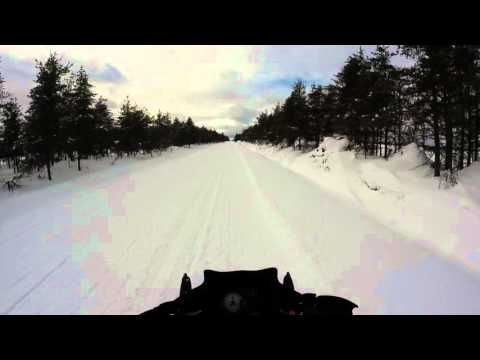 Skidoo 1200 Renegade 2013 Vs Apex 2008