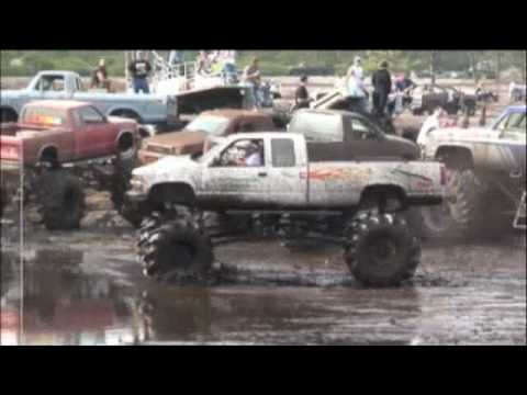 Triple Canopy Ranch Trucks Gone Wild Mud Bog Video