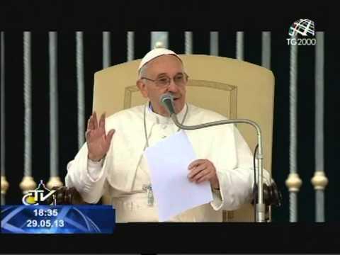 Papa Francesco: la Chiesa è la famiglia di Dio. Servizio di Cristiana Caricato